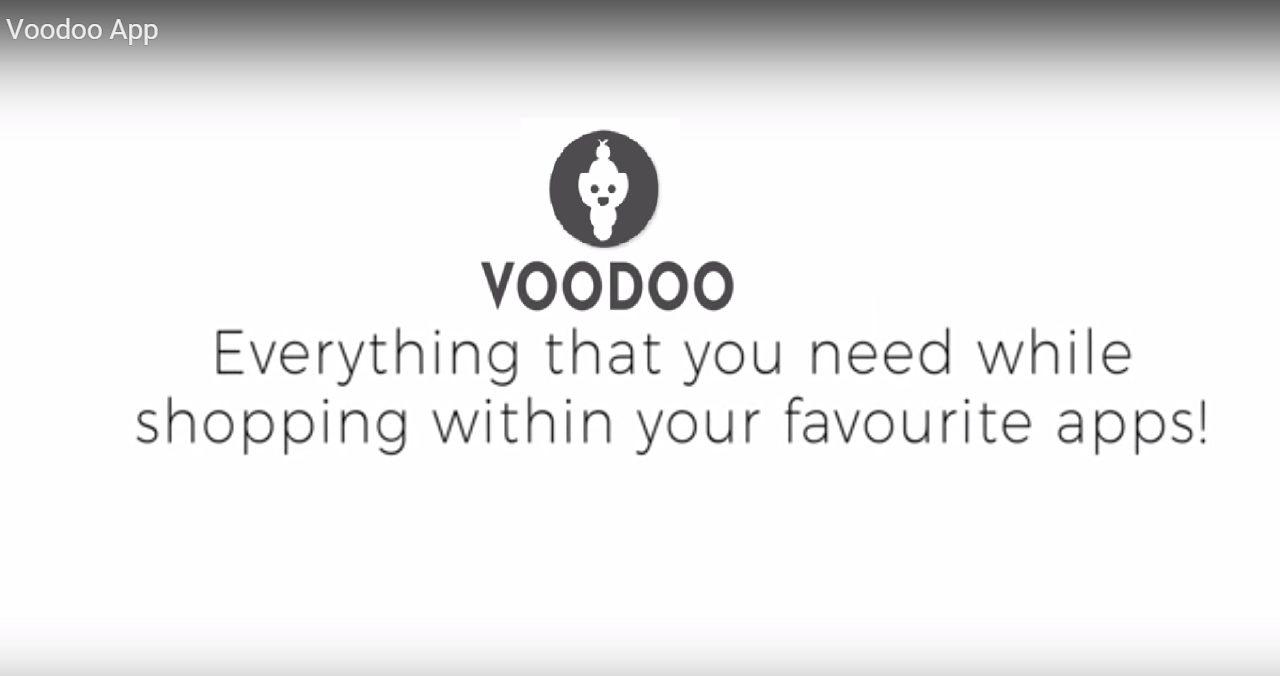 Free Download Voodoo app and Save money