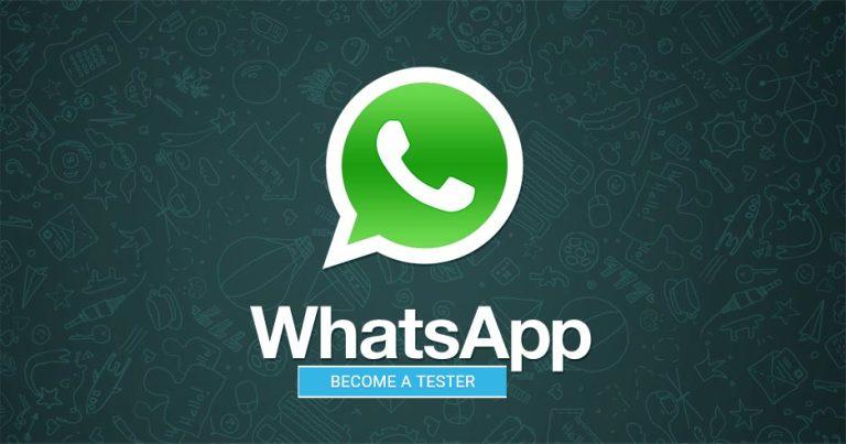 How to Join the WhatsApp Beta Testing program