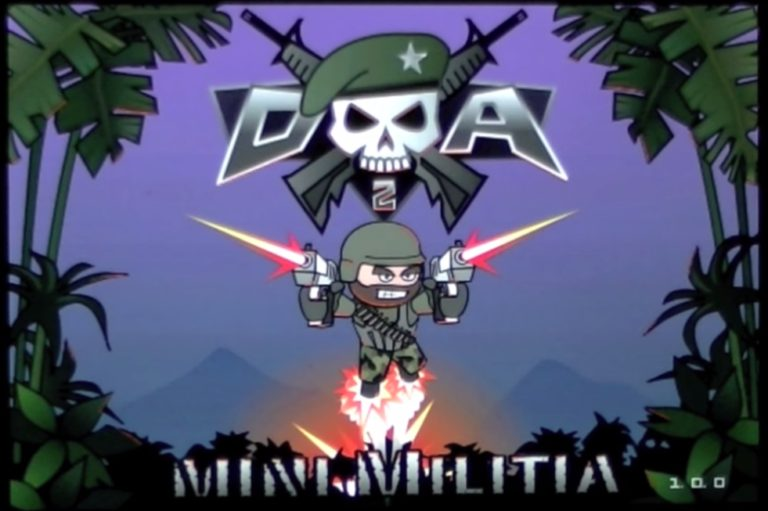 Download Latest Doodle Army 2 : Mini Militia APK for Android