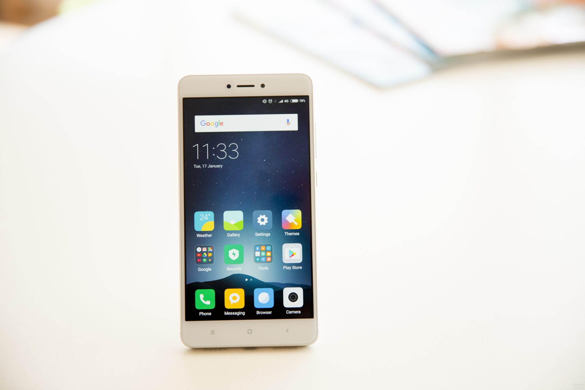 Redmi Note 4 Unboxing | Images | Specification