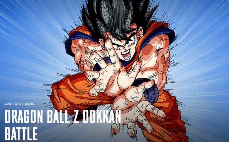 Download Dragon Ball Z Dokkan Battle Latest APK 2021