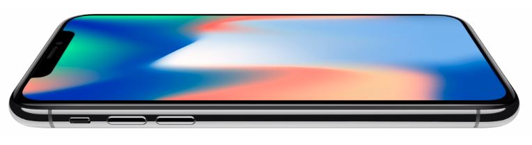 Apple iPhone X Display Design