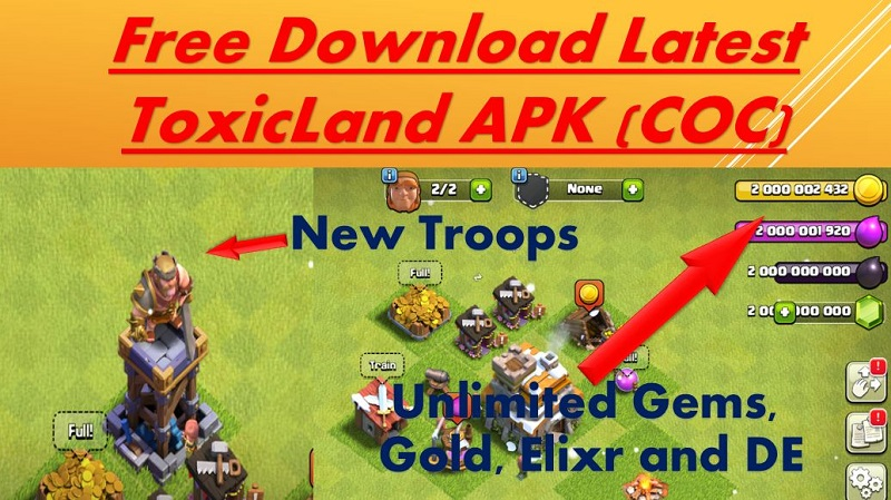 Download Latest PlenixClash 9 256 4 APK Private Server COC