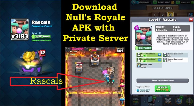 Null's Royale 2021 Download APK Update by Null's Clash