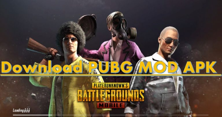 Download Free PUBG MOD v1.4.1 APK Android | No Root Required