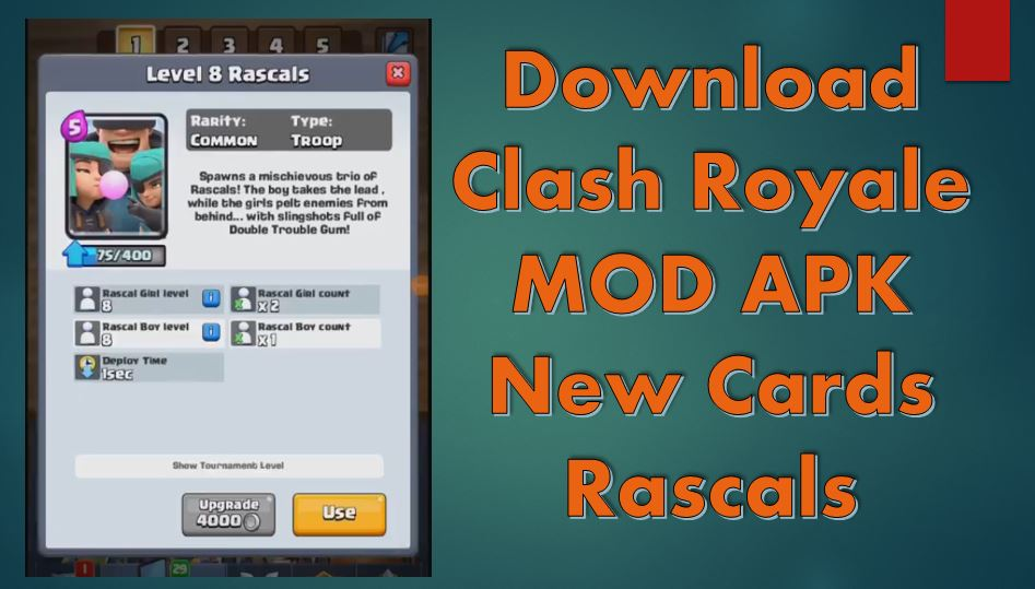 Download Clash Royale APK Private Server | 2018 Update