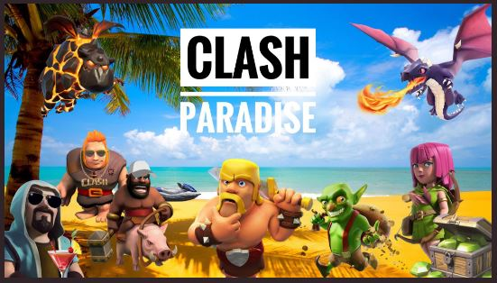 Clash Paradise APK 2020 | CoC Private Server