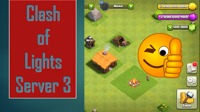 Download Clash of Lights S3 APK | LightServer CoC Private Server