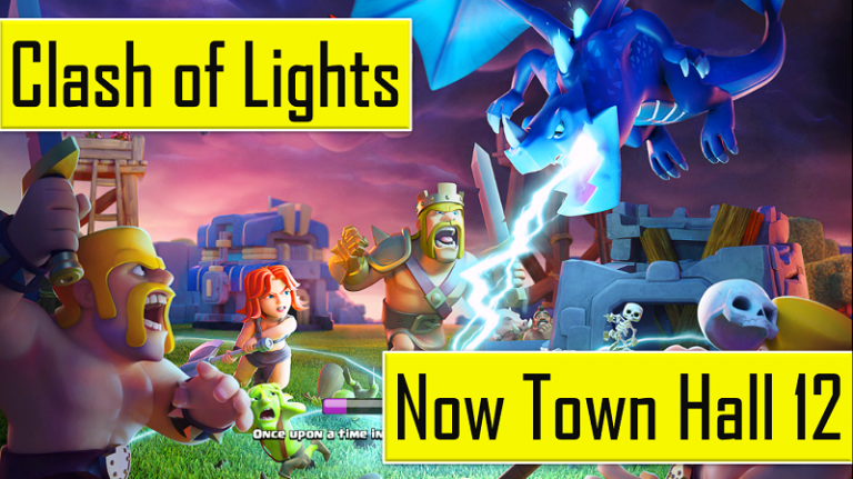 Download Clash of Lights APK | 2020 Private Server