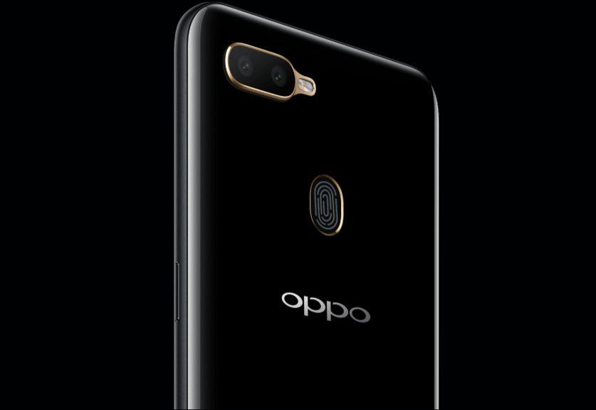 Oppo A5s Battery Capacity