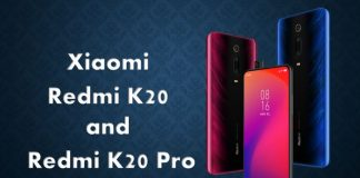 Redmi K20 and K20 Pro
