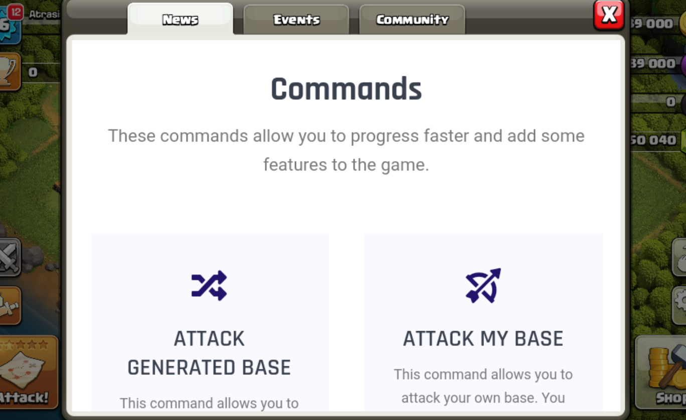 altrasis apk command